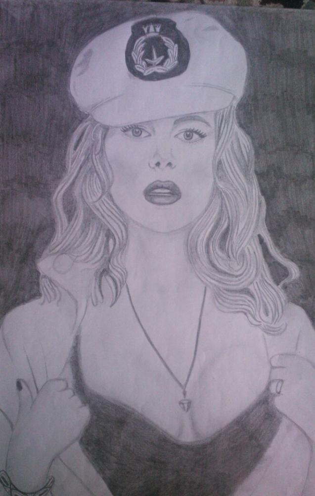 Nicole Kidman par Mnsgha
